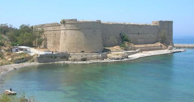 Castillo de Kyrenia. Crédito: Comité Técnico de Patrimonio Cultural.
