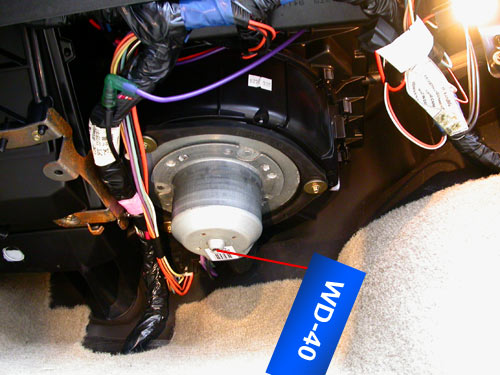 Blower Motor Wiring 1991 Chevy 1500 Wiring Diagram