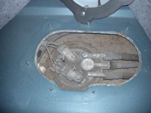 1999 Buick Regal Fuel Level Sensor and Fuel Pump Replacement