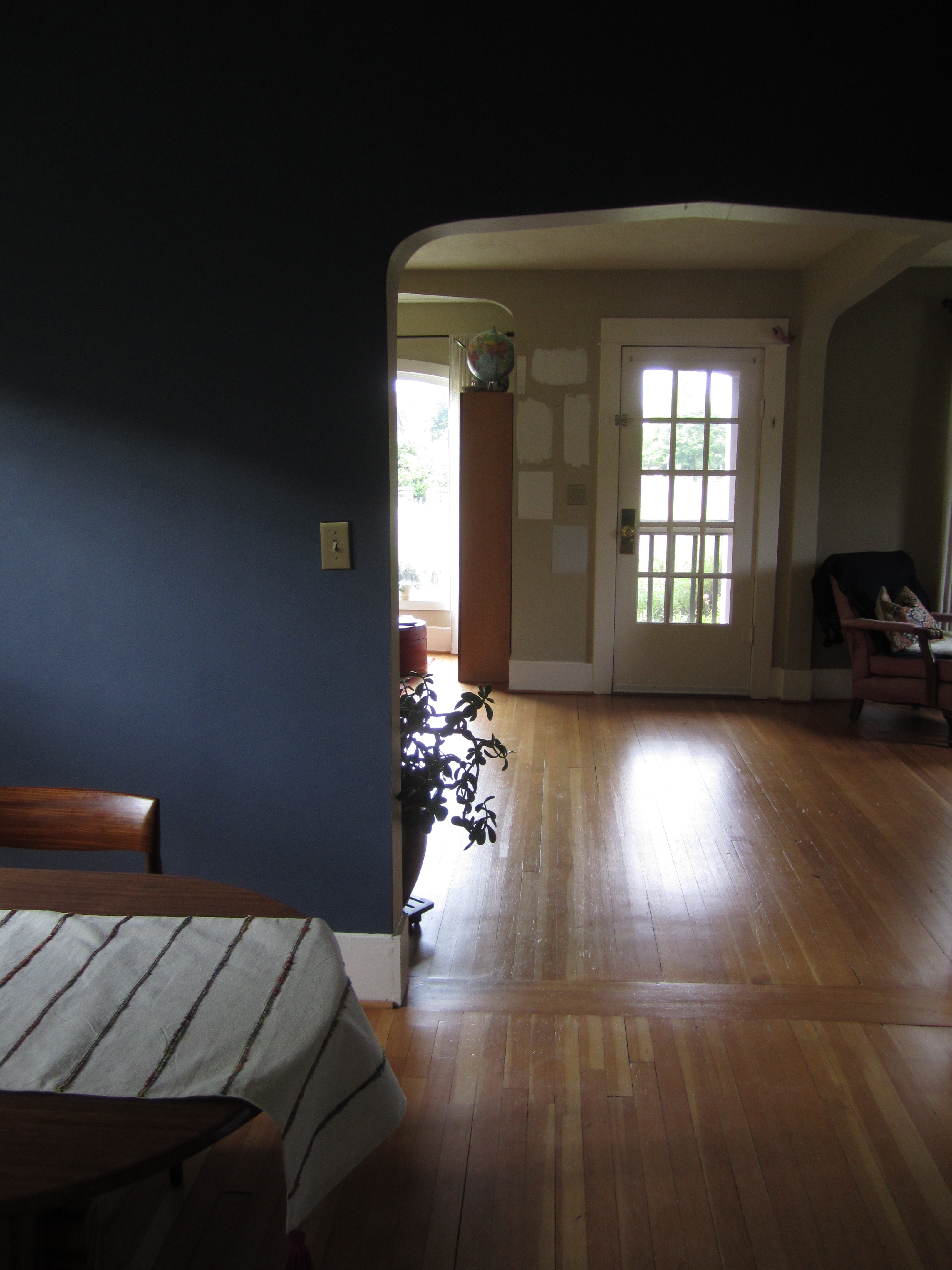 Paint Colors That Flow From Room To Room Katie S House Paint Colors For The Living Room Red House West