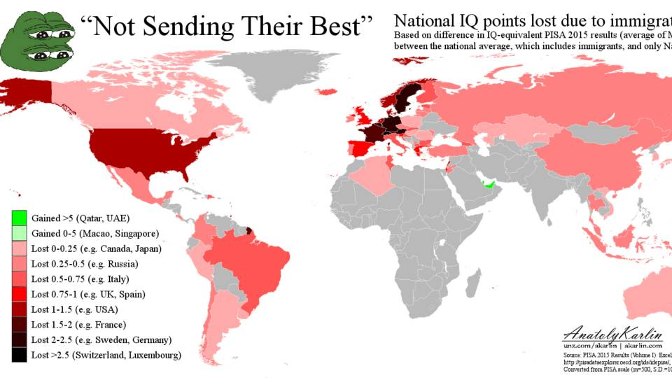 Not Sending Their Best\ - best of world map with japan