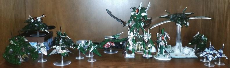 A Dozen or so Larger Models