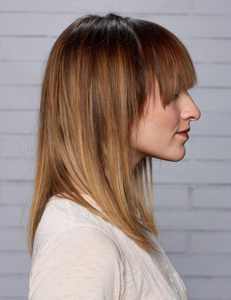 Ombre Look Ombre The Latest Ombre Haircolor Trends Redken