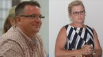 Logan City Mayor Luke Smith (Photo: 7.30 Report)  and Redland city Mayor Karen Williams