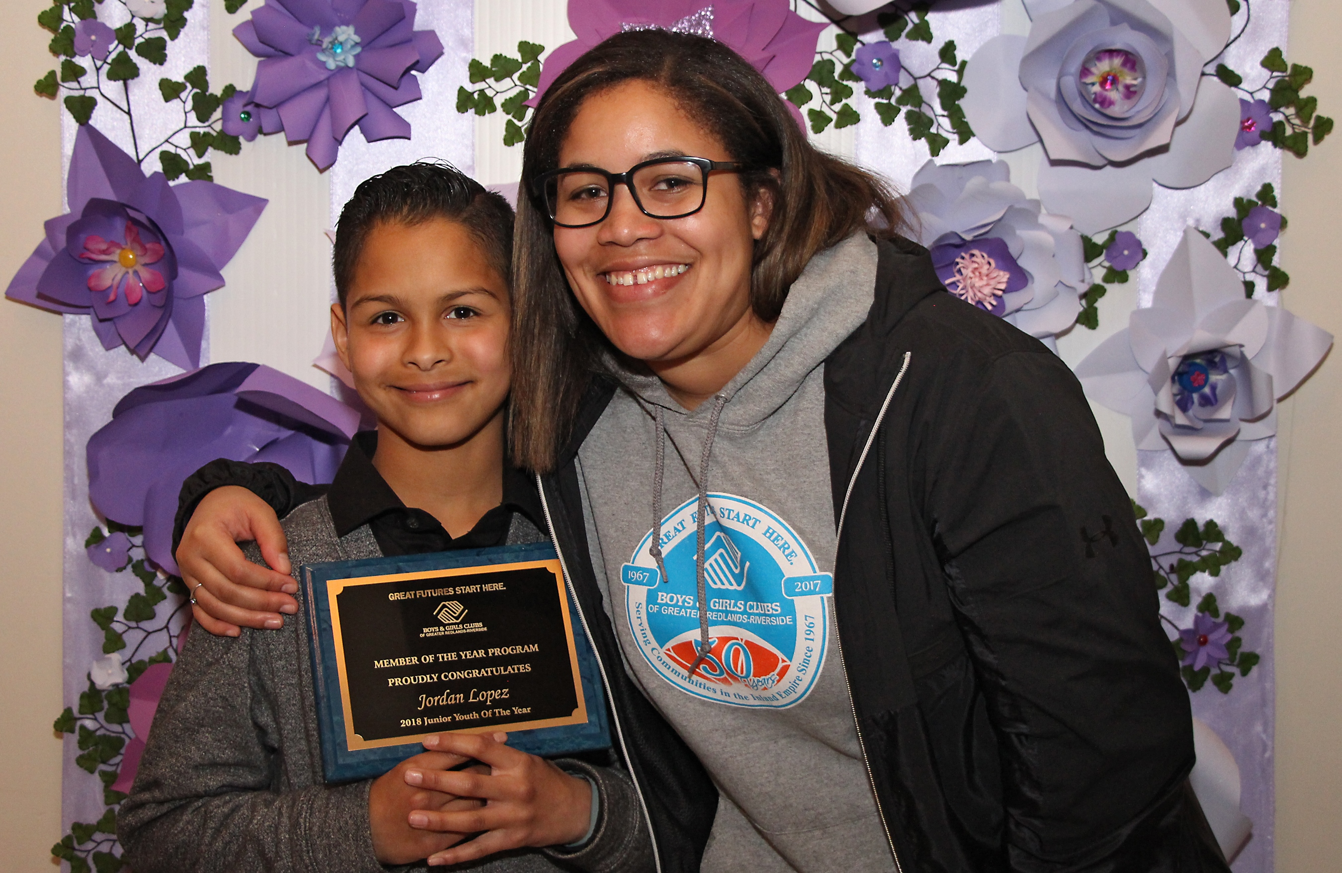 Junior Youth Boys Girls Clubs Of Greater Redlands Riverside Names Junior