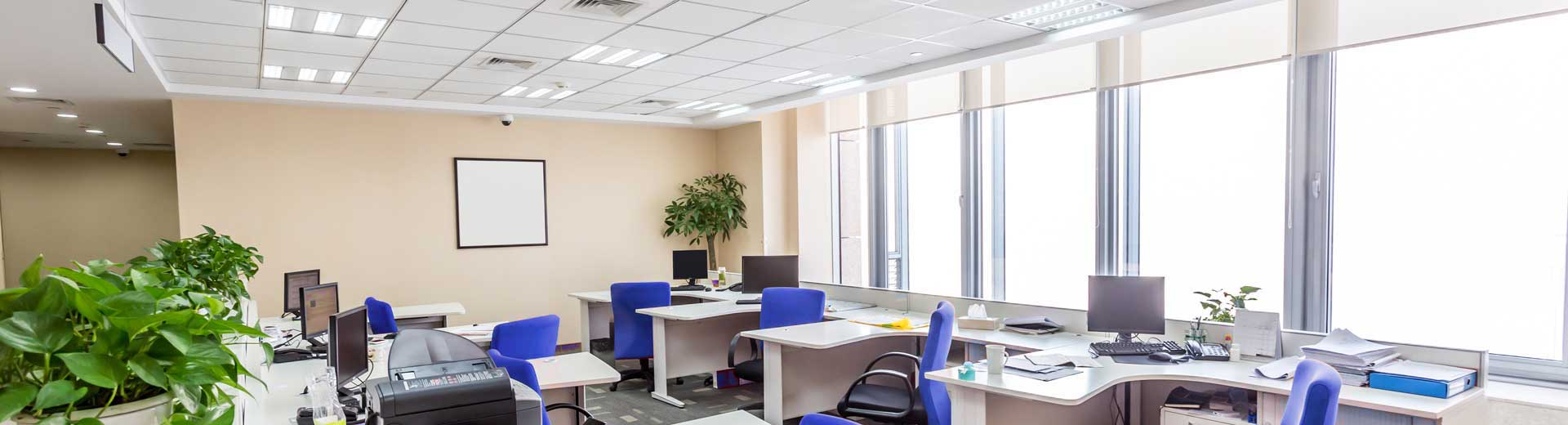 Led Office Lights Office Led Lighting Panels Suspended Fittings Redline Led