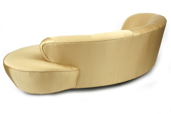 Couch Und Sofas Vladimir Kagan For Directional Sofa | Red Modern Furniture