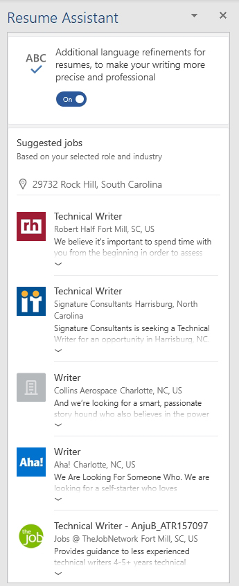 Microsoft Word\u0027s LinkedIn Integration Evolves -- Redmondmag