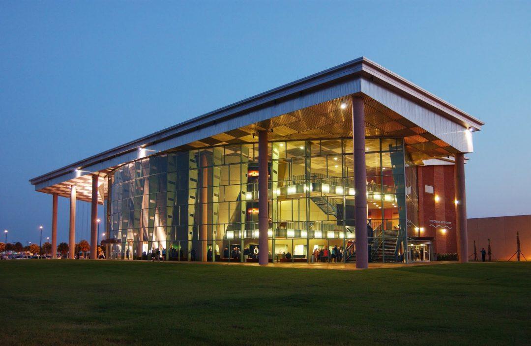 Texas AM Corpus Christi - Performing Arts Center Redondo