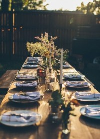 How to style up your dinner party table | dinner party ...