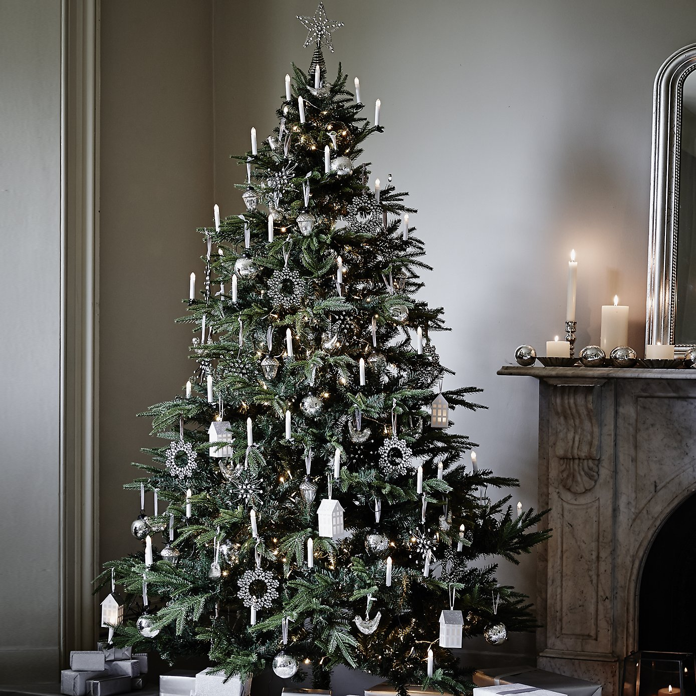 Zilveren Kerstboom How To Decorate Your Christmas Tree Christmas