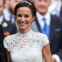 Pippa Middleton wedding hair and make-up | Pippa Middleton ...