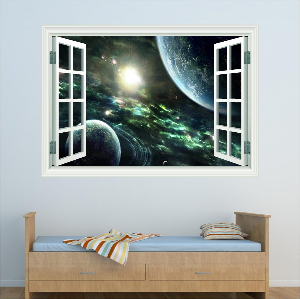 Planets Wall Art Wall Art Red Parrot Signs Company Manchester