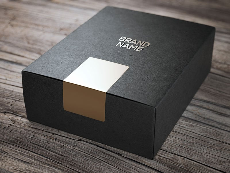 Corporate Gift Box Paper Bag Product Packaging In