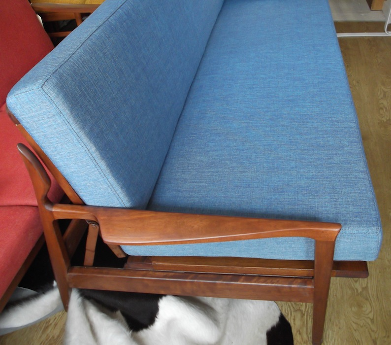Couch Daybed Fler Narvik Day Bed Couch By Fred Lowen Fully Restored