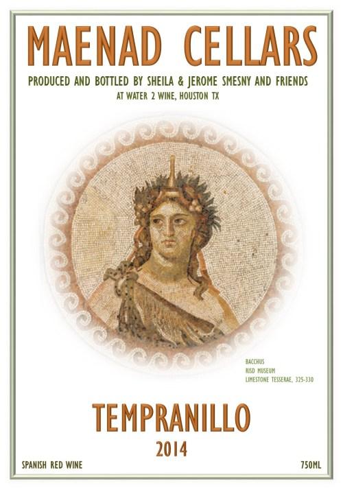 Echols Tempranillo 2014