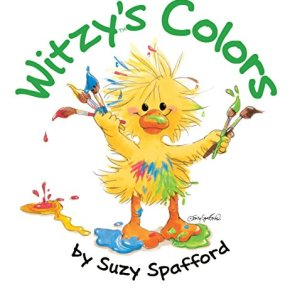 Little Suzy's Zoo: Witzy's Colors