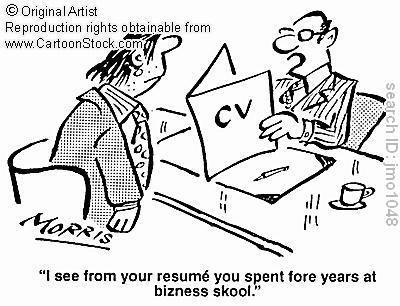 Top 10 Resume Mistakes RedStarResume Blog