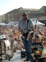 New Orlean's Cajun Zydeco Festival is part of Vieux To Do Festival
