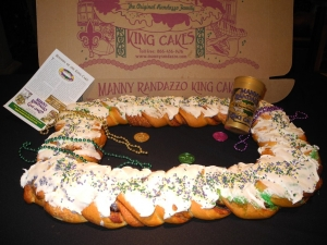 A Guide To New Orleans King Cake Season Gonola Com
