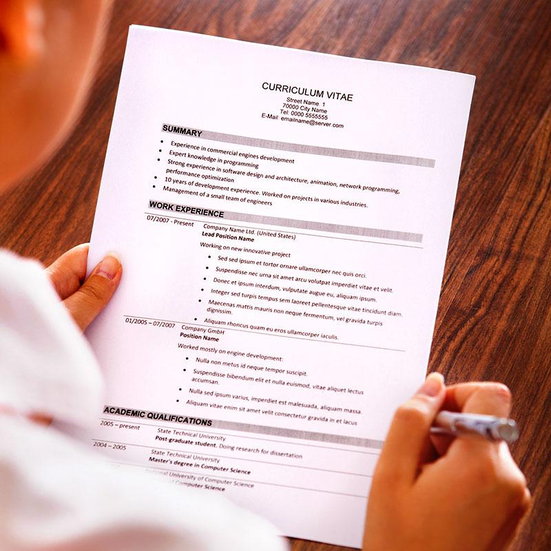 6 Weird Tricks to Make Your Resume STAND OUT - RedTea News