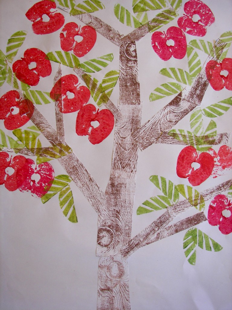 Art Craft Ideas 27 Easy Apple Craft Ideas Red Ted Art S Blog
