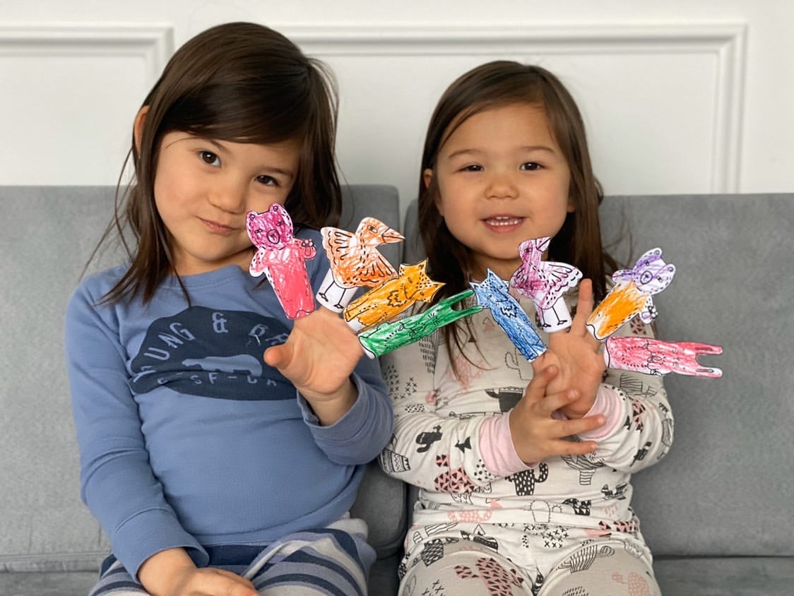 34 Easy Fun Paper Crafts For Kids