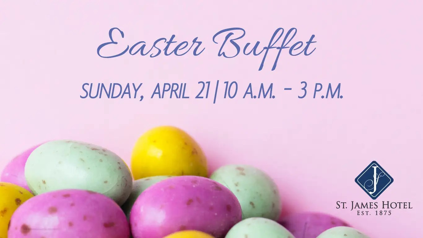 Buffet Bureau Easter Buffet St James Hotel