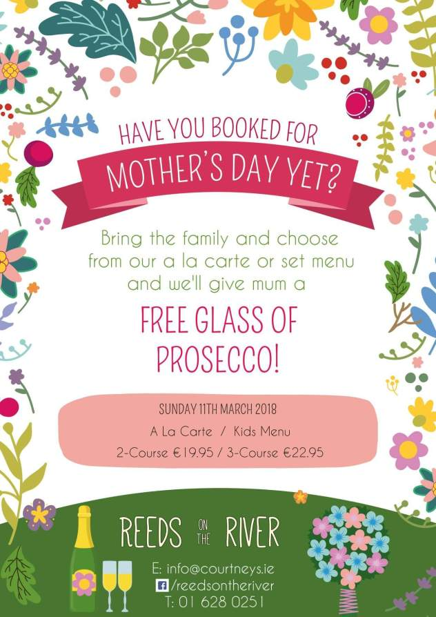 *::::: MOTHERS DAY COMPETITION :::::* To be in with a chance to win a table for 2 Adults and 2 Kids on Set Menu, simply Like & Share this post and tag 3 of your friends in the comments.... Best of Luck... Go Go Go!