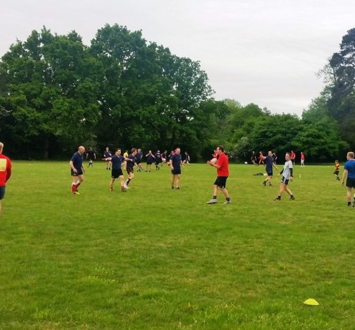Inaugural Property Touch Rugby Tournament, May 2016 at Reeds Weybridge RFC (9)