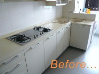 Kitchen Countertop Replacement - Reefwheel Supplies