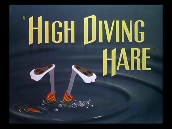 Looney Tunes  Merrie Melodies Title Cards 1948-49 Reel 3 - animation title