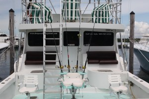 Miami Charter Fishing Boat Spellbound