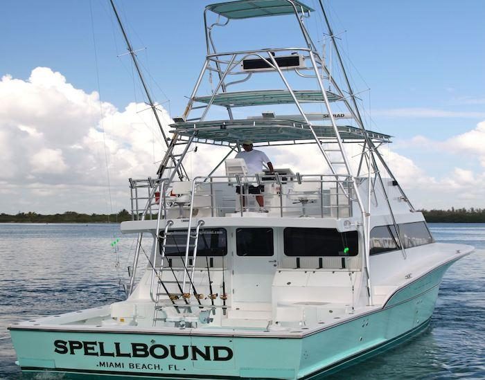 Fishing Charter Boats - Capt. Jay's Spellbound