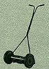 American Lawn Mower Bent Grass Light Push Reel Mower