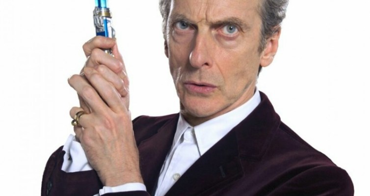 Peter Capaldi 12th Doctor's Sonic Screwdriver