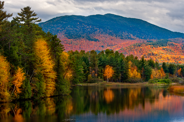 Upstate New York Fall Hd Wallpaper Lake Donald Reese Photography