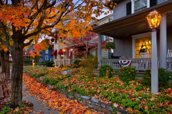 Fall In New England Wallpaper Americas Coolest Small Town Donald Reese Photography
