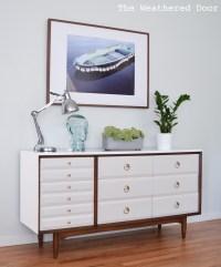 Painted Modern Dresser | www.imgkid.com - The Image Kid ...
