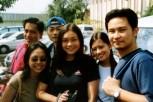 Urk Acapulco, Jet Liu, Pima Arizala, Joanne Ignacio, Sheila Juan, Mark Limchoa