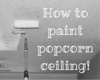 painting popcorn ceiling - Video Search Engine at Search.com