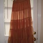 Day 52:  Corn Goddess Dress/ A Challenging Challenge