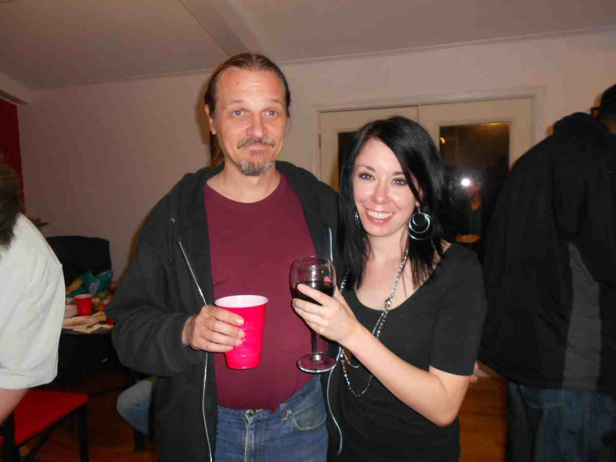 It's my old roommate, Bob!  :)