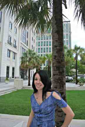 I like palmetto trees.  So sue me.