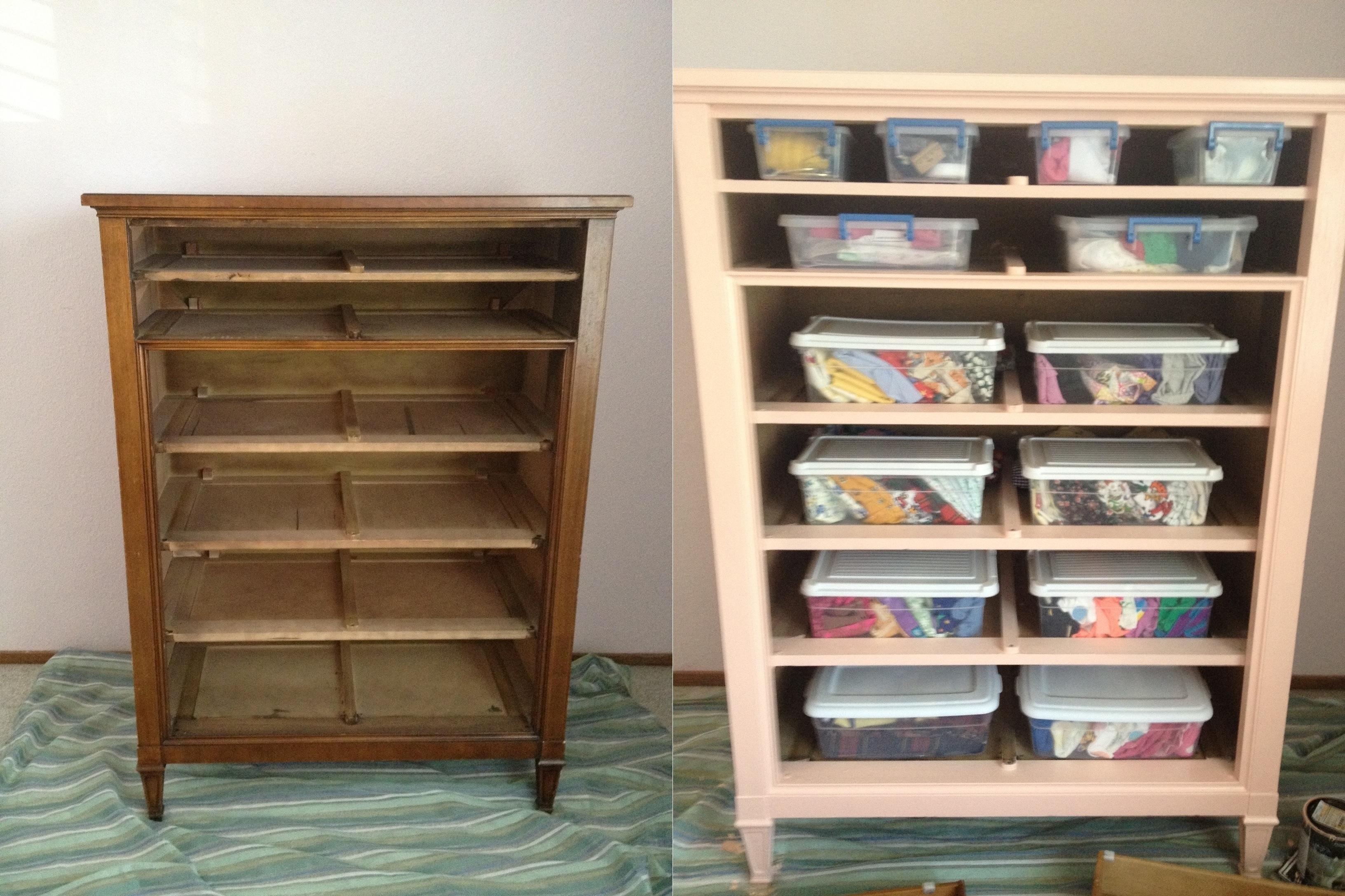 My New Craft Room Refashion Repurpose Redo