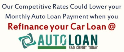 Refinance Car Loan for Bad Credit Can Solve Your Money Woes – Refinance Car Loan with Bad Credit ...