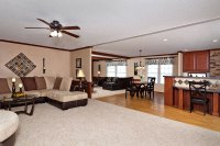 Mobile home living room designs - Home design and style
