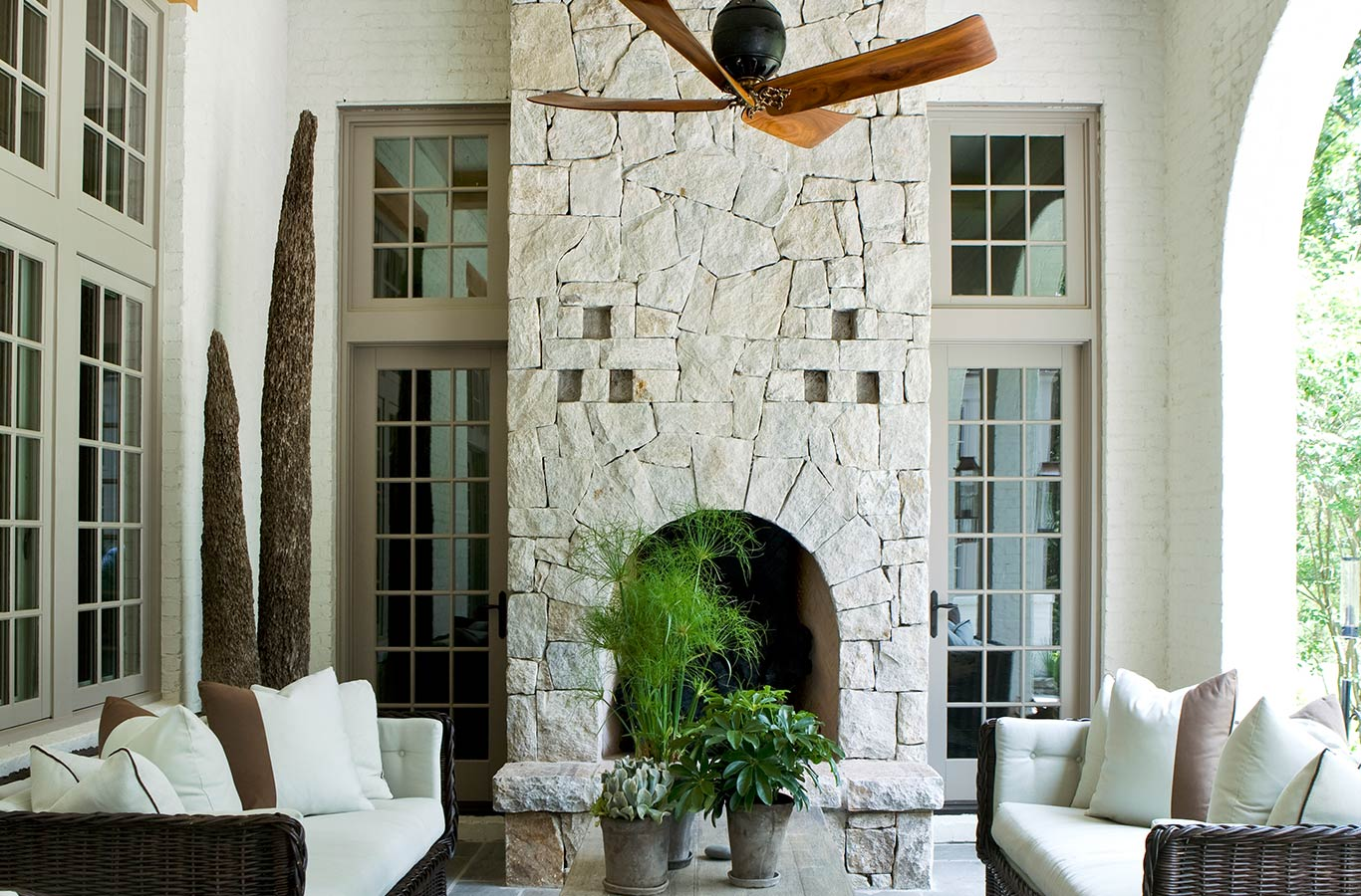 Lime Wash Brick Fireplace Limewash Brick Painting Refined Home Finishes