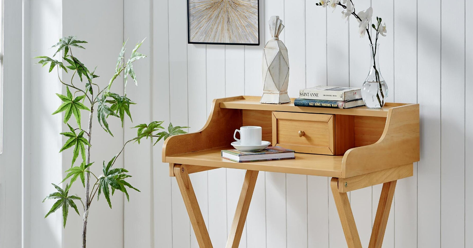 Best Folding Desks For Laptops, Small Spaces, & More