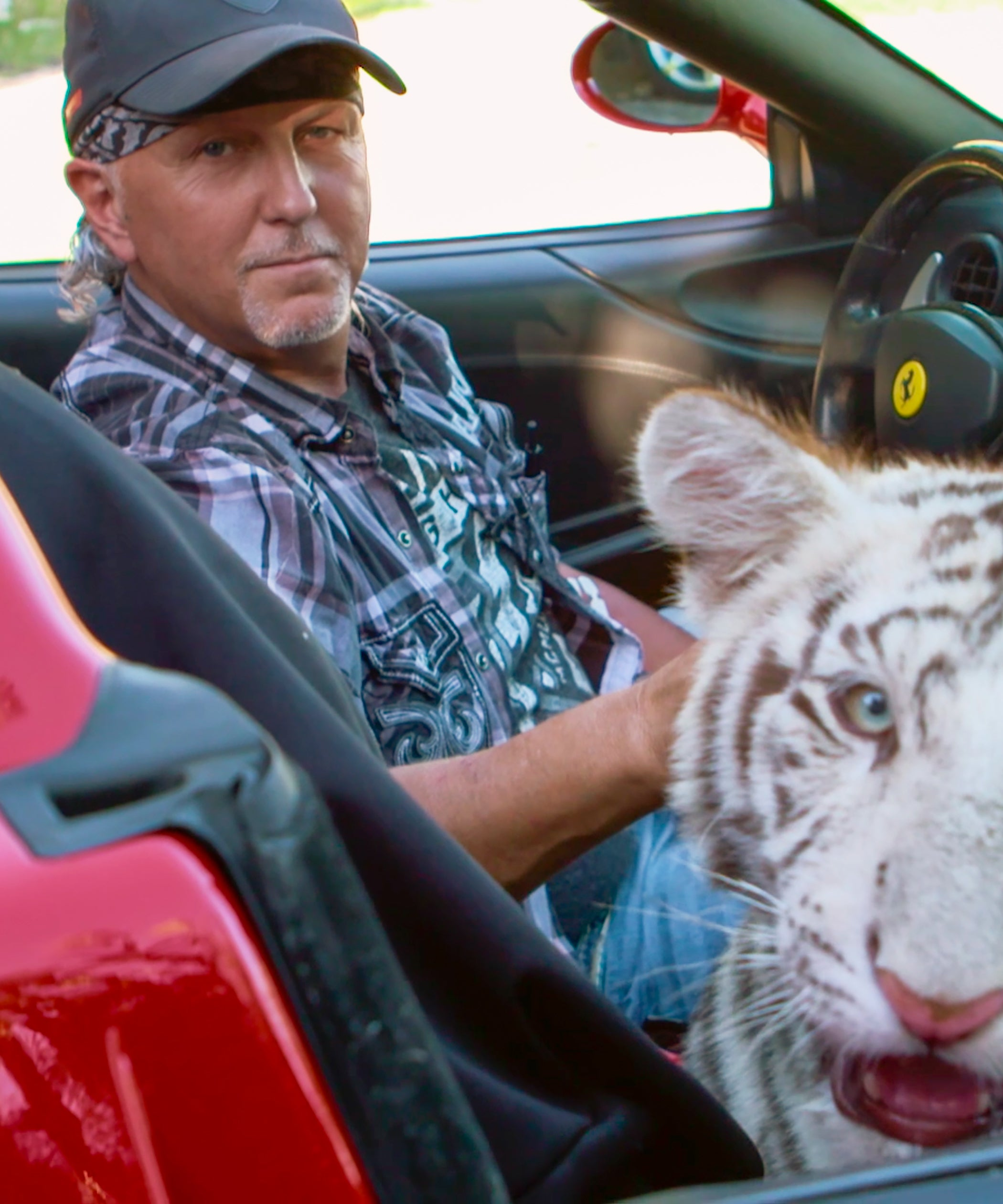 Where Is Jeff Lowe New Owner Of Joe Exotic S Zoo Now